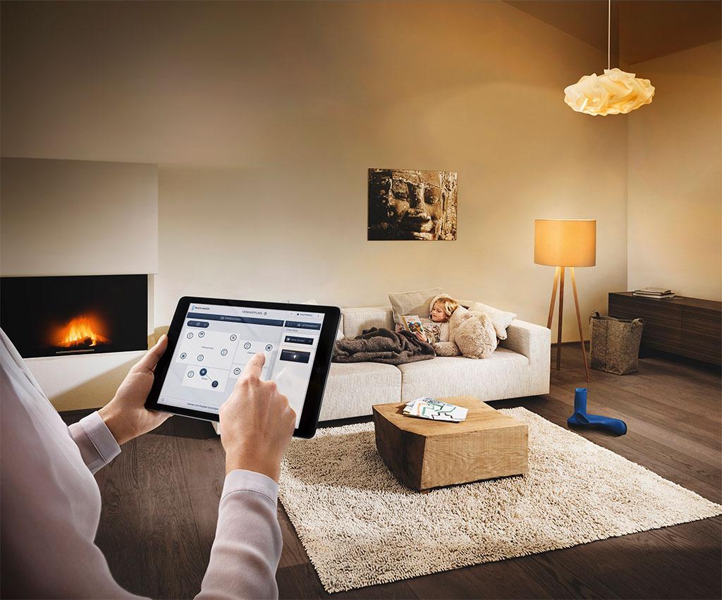 Viva inteligente: apartamentos do futuro