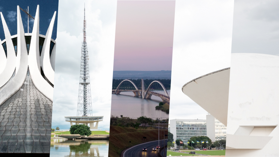 60 anos de Brasília: passeio pela capital
