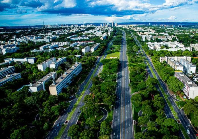 Brasília tem bairro?